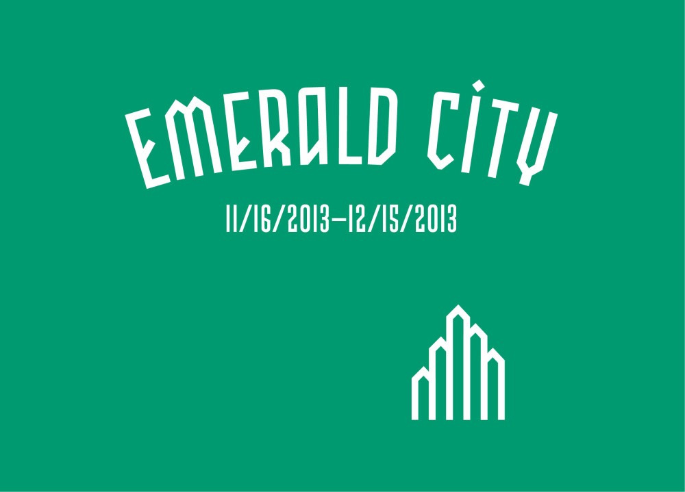 Emerald City front