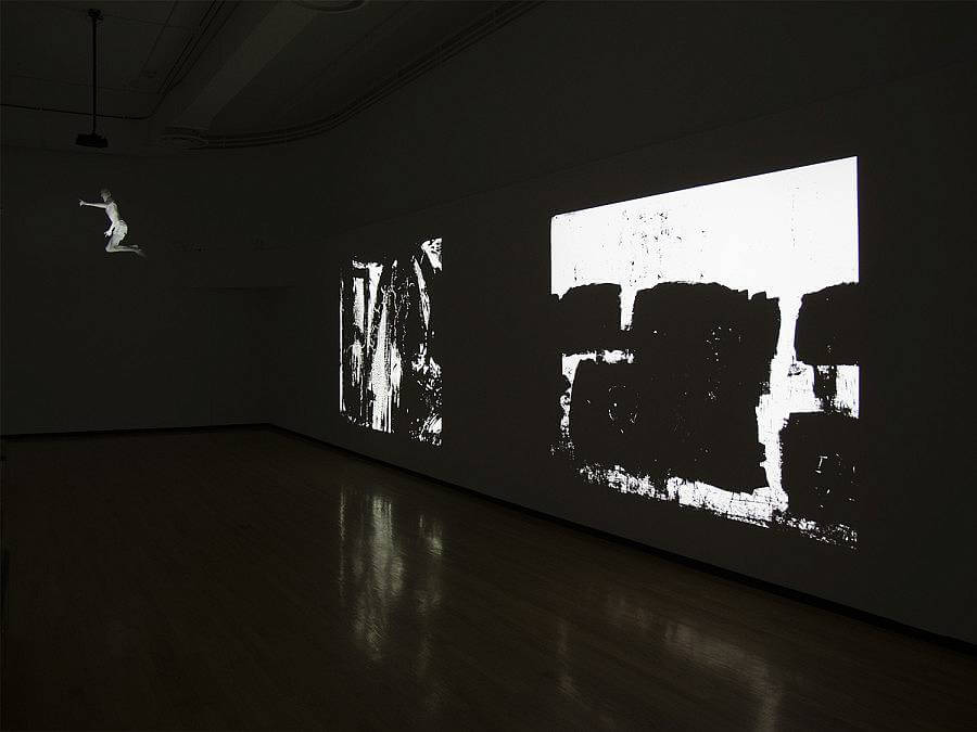 """installation no.15 (Siskind)"", (2012) , video installation, 11min from the collection of Museum of Contemporary Photography, Chicago"