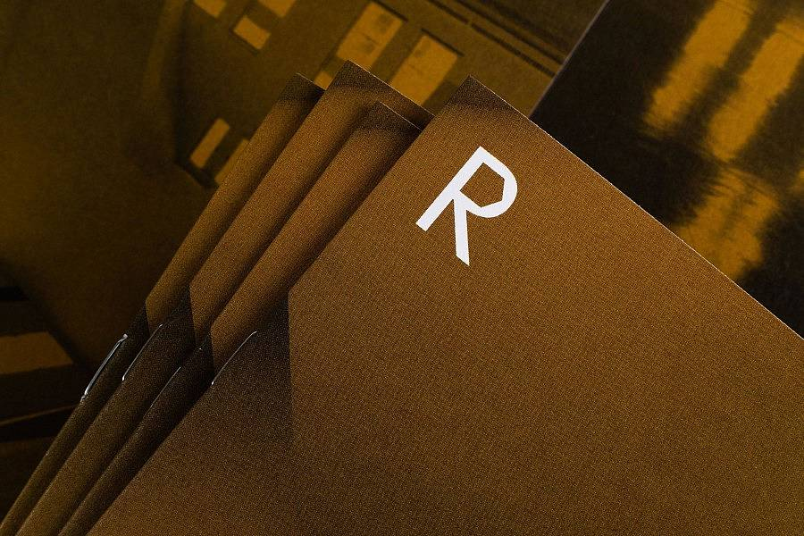 Renaissance Society identity by Project Projects
