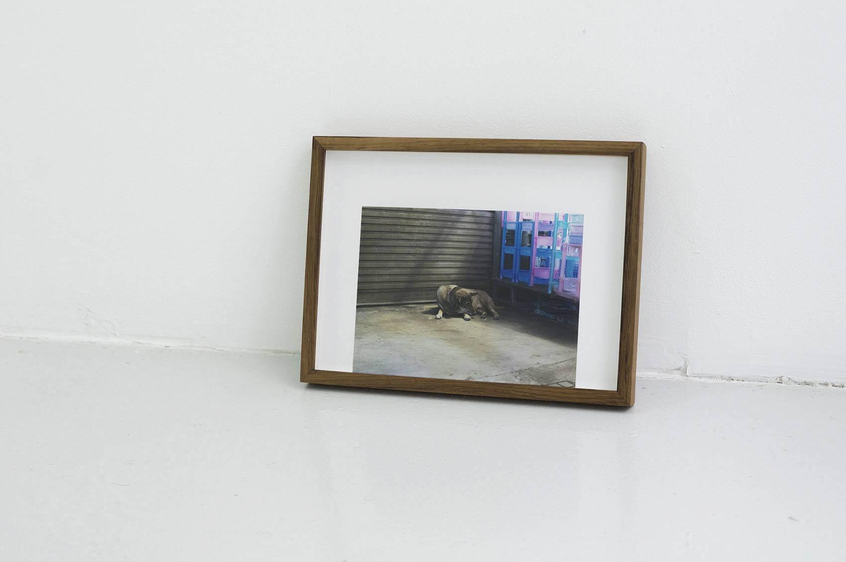 Easy Riders, series of 3 lambda prints, deep box frame, 30 x 22 cm, 2016