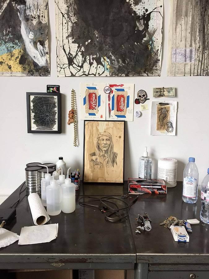 Nathan Kostechko // Studio