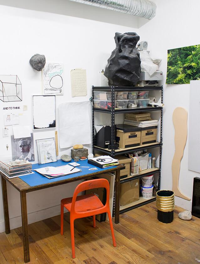Amber Renaye studio