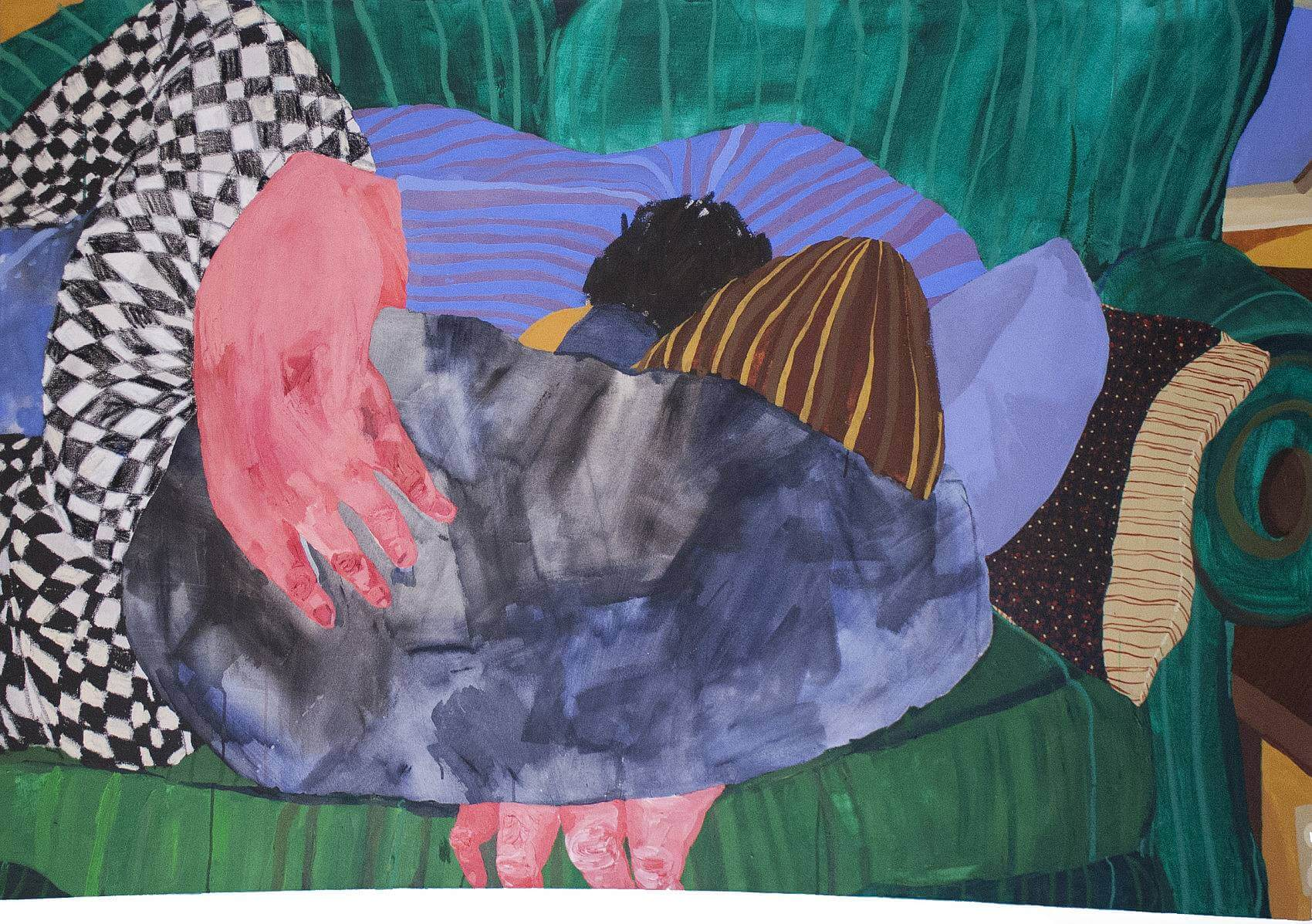 Sleeping Together, 2015