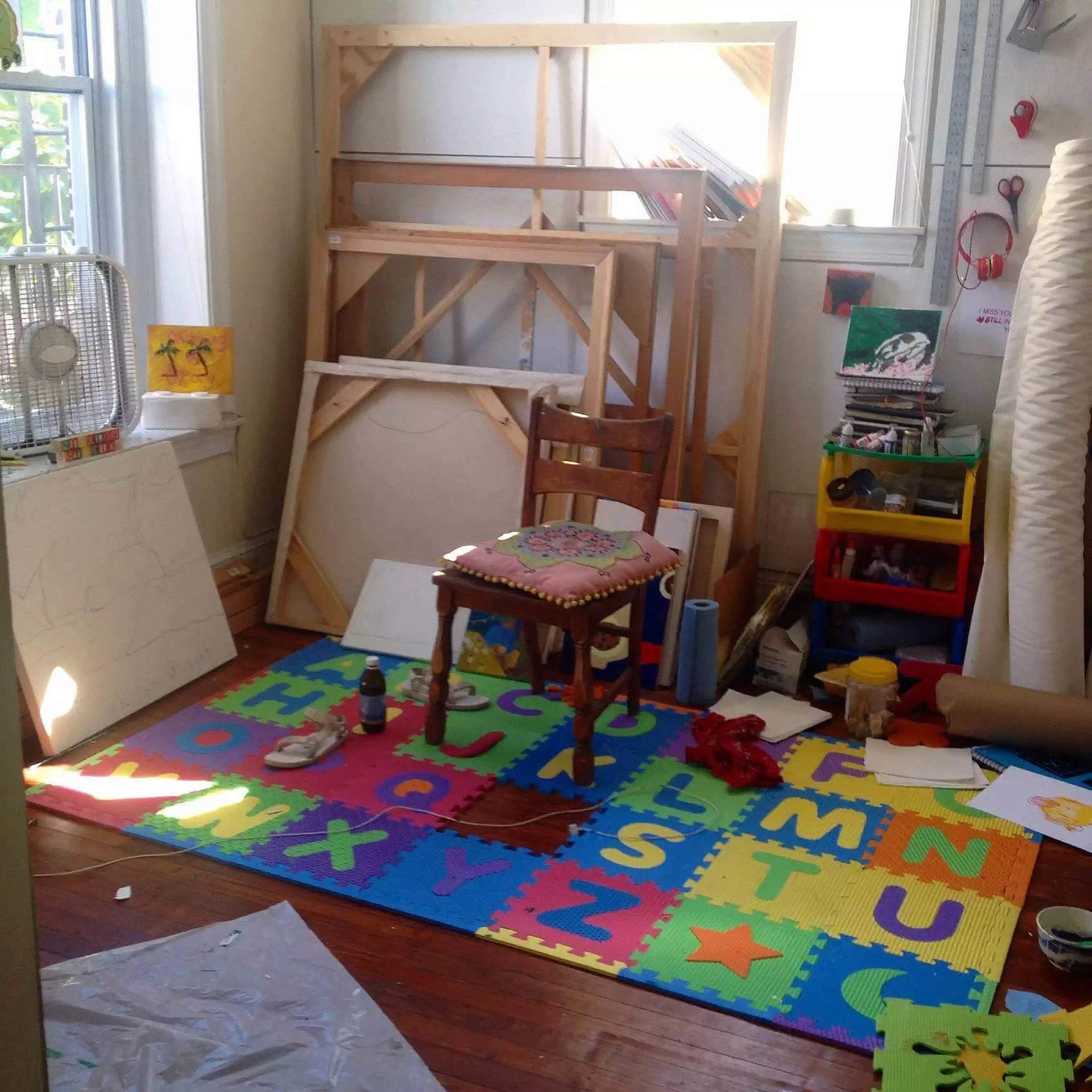 Nicole Dyer studio