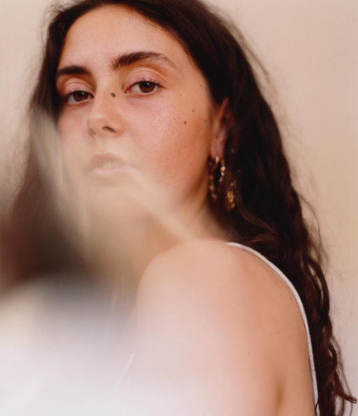 Athena Paginton, photo by Chloé Le Drezen