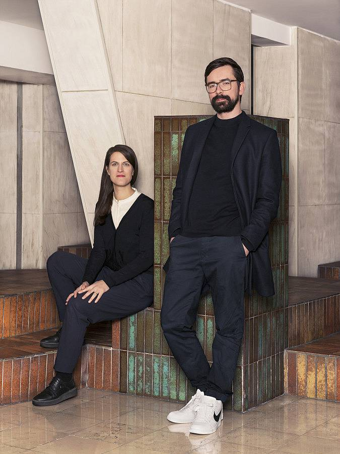 Léa Padovani & Sébastien Kieffer